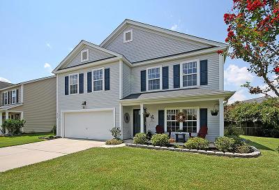 Ladson Single Family Home For Sale: 4004 Broken Arrow Dr