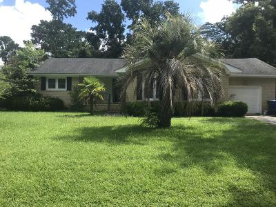 Charleston Single Family Home For Sale: 2045 Church Creek Drive