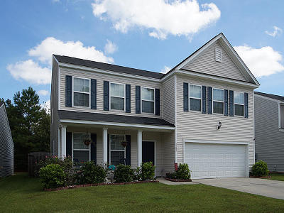 Summerville Single Family Home For Sale: 1207 Cosmos Road