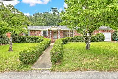 Charleston Single Family Home For Sale: 1880 Rugby Lane
