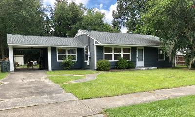 Single Family Home For Sale: 1112 Yeamans Hall Road