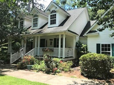 Summerville Single Family Home For Sale: 204 Woodland Drive