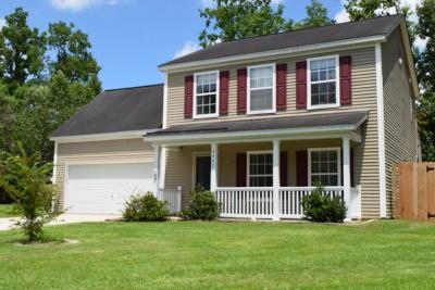North Charleston Single Family Home For Sale: 2462 Calamari Court