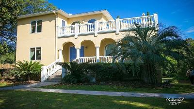 Folly Beach Single Family Home Contingent: 210 E Cooper Avenue