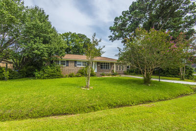 Charleston Single Family Home For Sale: 1162 Landsdowne Drive