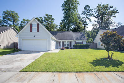 Ladson Single Family Home For Sale: 310 Equinox Circle