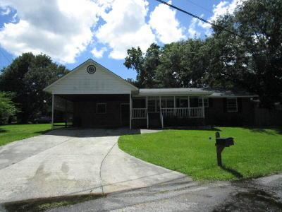 Single Family Home For Sale: 5801 Stewart Street