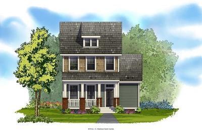 Charleston Single Family Home For Sale: 1636 Juliana Street