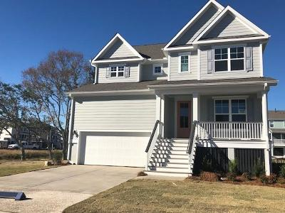 Mount Pleasant Single Family Home For Sale: 2186 Midden Drive