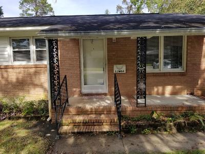 North Charleston Single Family Home For Sale: 1164 Sherwood Street