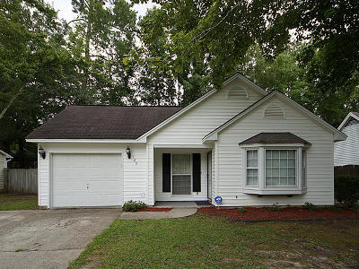 Goose Creek Single Family Home For Sale: 125 Alston Circle