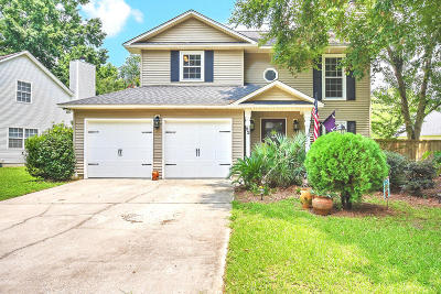 Charleston Single Family Home Contingent: 92 Toura Lane