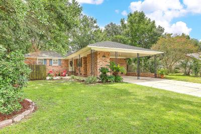 North Charleston Single Family Home For Sale: 4241 Karen Drive