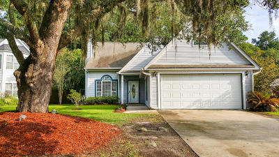 North Charleston Single Family Home For Sale: 8616 Lindenwood Circle