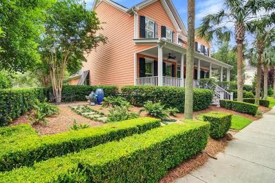 Daniel Island Single Family Home For Sale: 950 Crossing Street