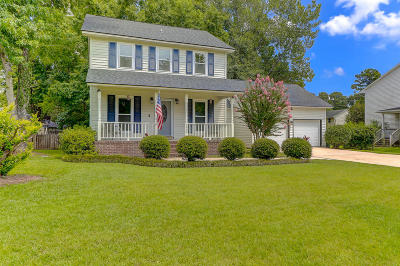 Charleston Single Family Home For Sale: 224 Muirfield Parkway