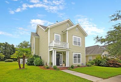 Summerville Single Family Home For Sale: 117 Blue Bonnet Street