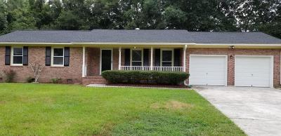 Ladson Single Family Home For Sale: 104 Donna Court