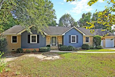 Charleston Single Family Home For Sale: 957 Orange Grove Road