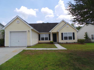 Summerville Single Family Home For Sale: 5015 Thornton Drive