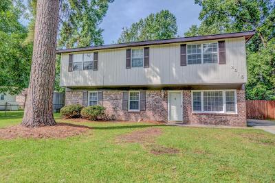 North Charleston Single Family Home For Sale: 2615 Huffman Lane