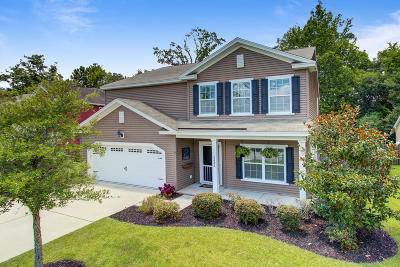 North Charleston Single Family Home For Sale: 5448 Rising Tide