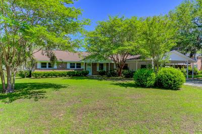 Single Family Home For Sale: 4651 Shark Hole Road