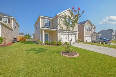 Summerville Single Family Home For Sale: 1665 Eider Down Drive