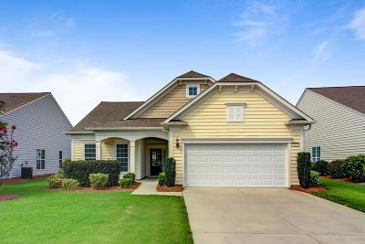Summerville Single Family Home For Sale: 131 Schooner Bend Avenue