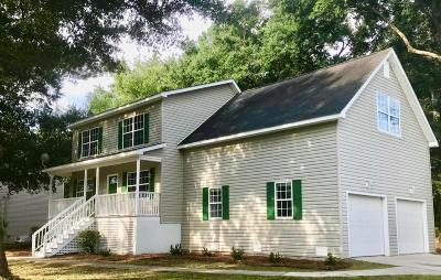 Charleston Single Family Home For Sale: 1503 Kemper Avenue