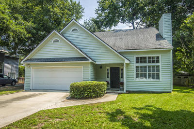 Mount Pleasant Single Family Home For Sale: 1379 Center Lake Drive