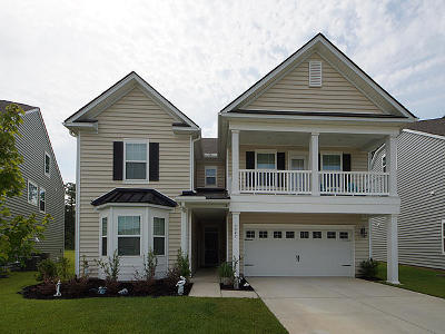 Ladson Single Family Home For Sale: 9847 English Elm Street