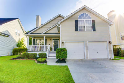 Charleston Single Family Home For Sale: 366 Clayton Drive