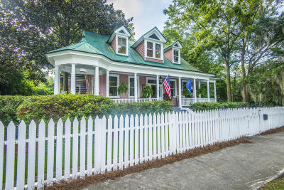 Summerville Single Family Home For Sale: 309 S. Magnolia Street