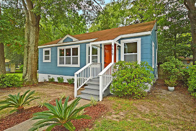 North Charleston Single Family Home For Sale: 5619 Flanders Ave