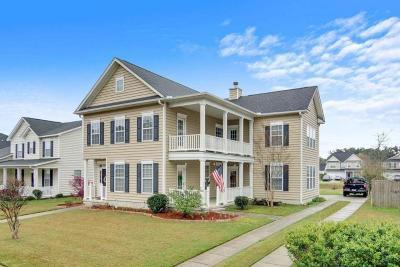 Summerville Single Family Home For Sale: 128 Berwick Drive