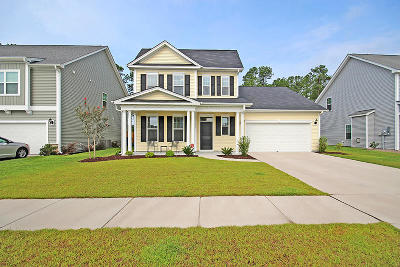 Summerville Single Family Home For Sale: 243 Saxony Loop