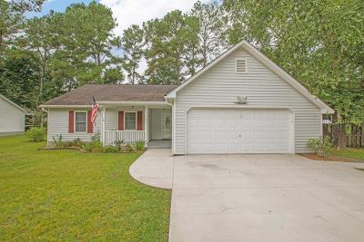 Summerville Single Family Home For Sale: 124 Five Iron Circle