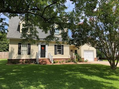 Mount Pleasant Single Family Home For Sale: 1105 Mainland Court