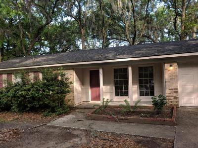 Charleston Single Family Home For Sale: 956 Savage Road
