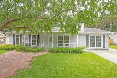 Summerville Single Family Home For Sale: 215 Canaberry Circle