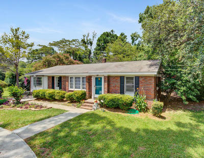 Charleston Single Family Home For Sale: 1176 Winborn Drive