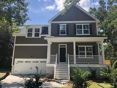 Charleston Single Family Home For Sale: 445 Woodland Shores Road