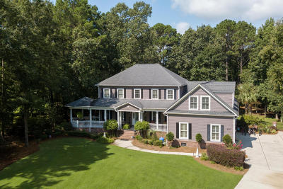 Mount Pleasant SC Single Family Home For Sale: $879,000