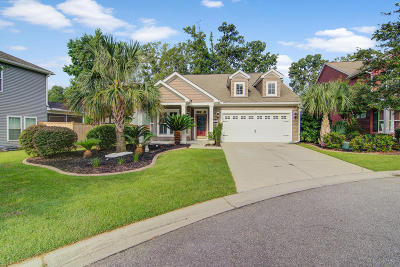North Charleston SC Single Family Home For Sale: $285,000