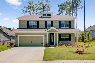 Moncks Corner SC Single Family Home For Sale: $293,000