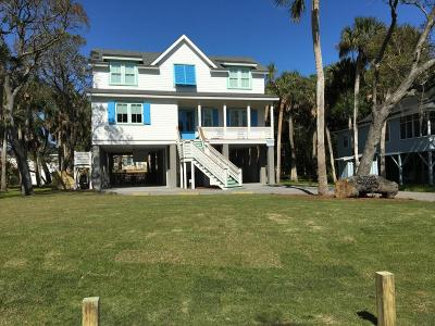 Edisto Island Single Family Home Contingent: 1109 Nancy Street
