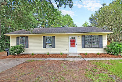 Summerville Single Family Home For Sale: 1529 Royle Road
