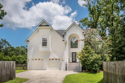 Charleston Single Family Home For Sale: 656 Stoneboro Court
