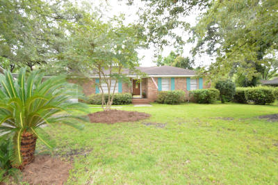 Charleston Single Family Home For Sale: 2058 Vestry Drive